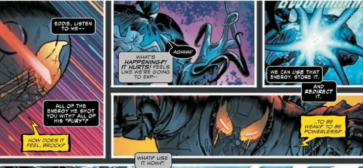 Venom is the Swiss Army knife of superheroes in Venom #27