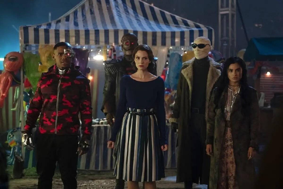 'Doom Patrol' season 2 episode 9 review: 'Wax Patrol'