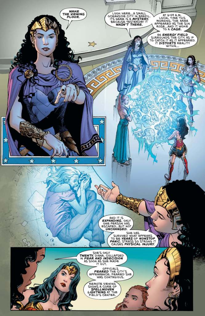 DC Preview: Wonder Woman Annual #4