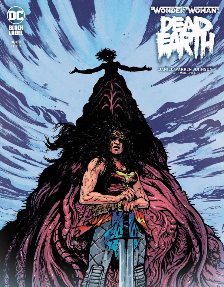 DC Preview: Wonder Woman: Dead Earth #4