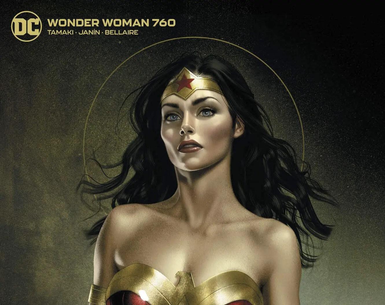 Wonder Woman #760
