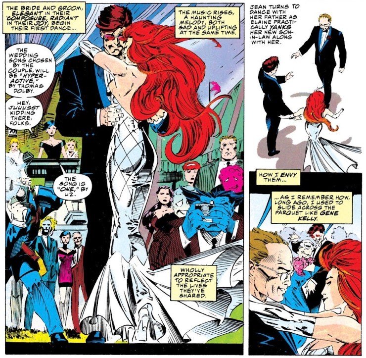 X-Men Monday #95 - Cyclops and Jean Grey With Jordan D. White
