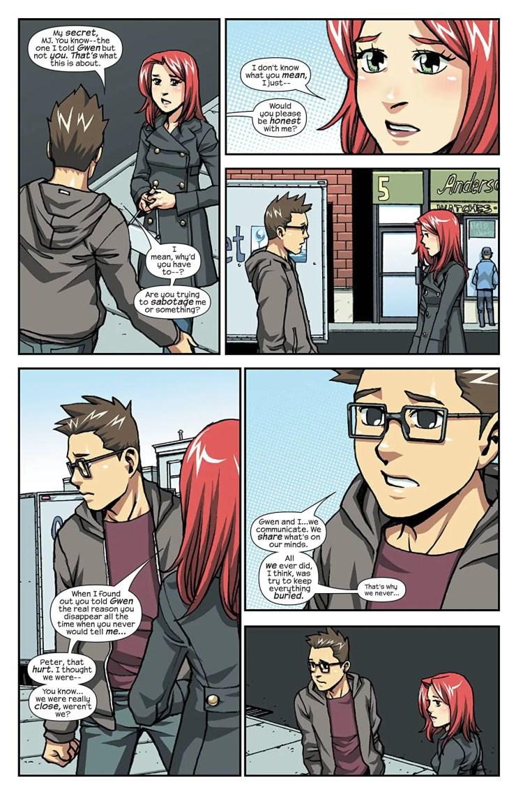 Spider-Man Loves Mary Jane