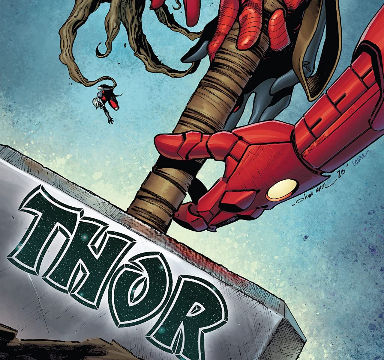 'Thor' #7 review