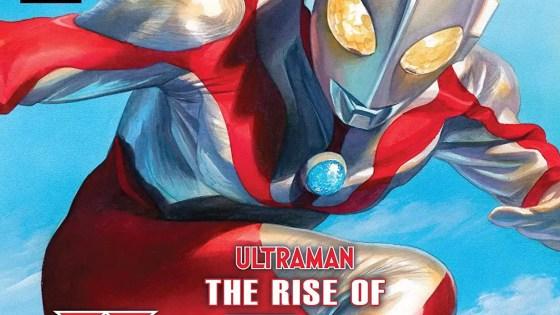 'Ultraman Vol. 1: The Rise of Ultraman' blends big ideas in a slick sci-fi