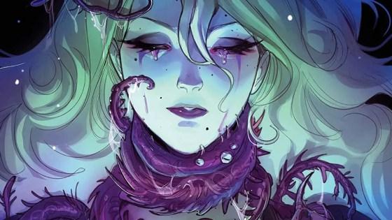 Mirka Andolfo's Mercy #6