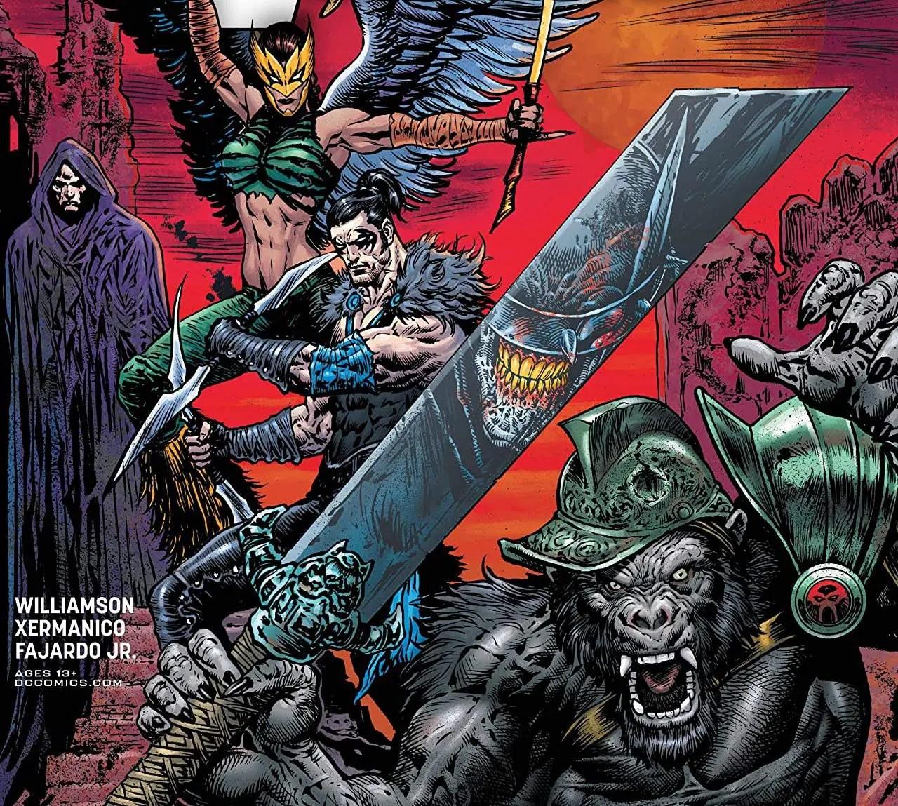 'Justice League' #53 review