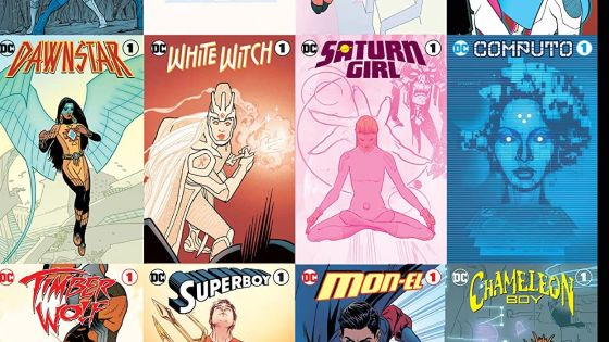 Legion of Super-Heroes #9