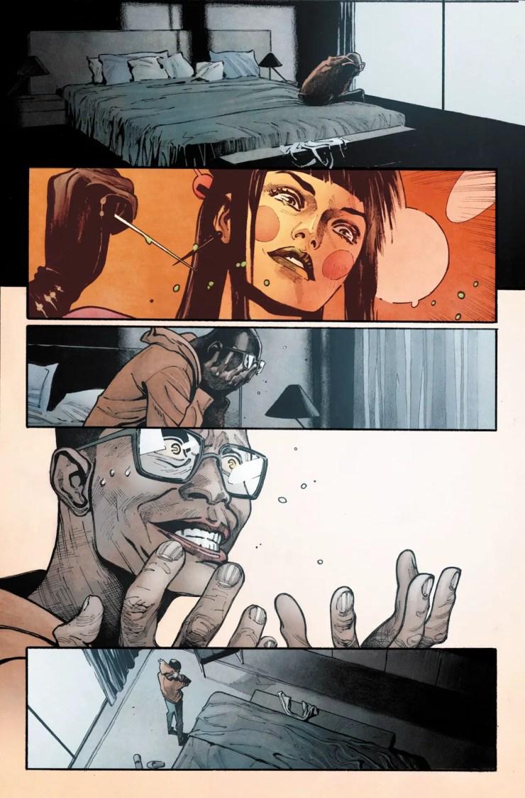 DC First Look: Batman: the Joker War Zone #1