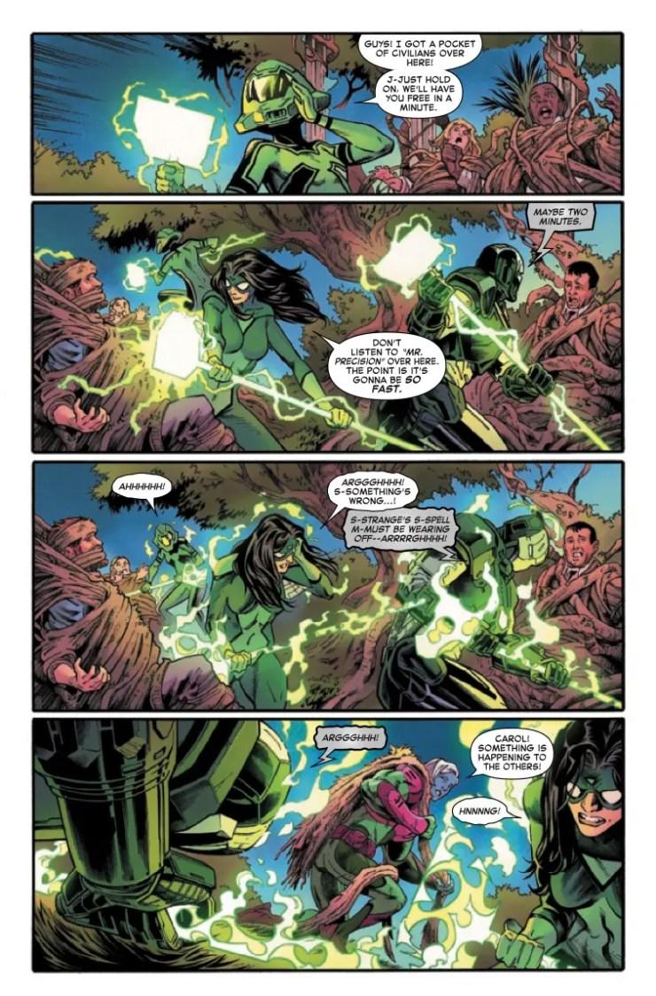 Marvel Preview: Captain Marvel #21