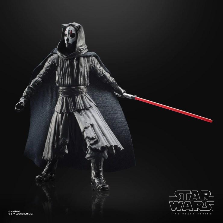 Star Wars Black Series: Darth Nihilus figure revealed