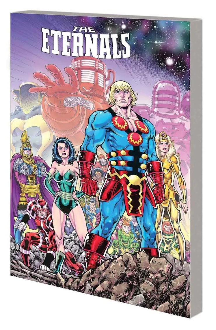 Marvel Comics Solicitations