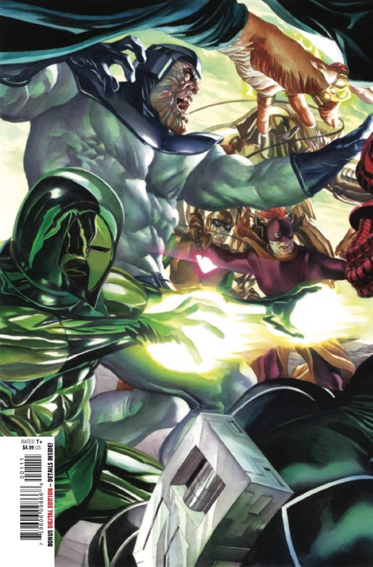 Marvel Preview: Iron Man #1
