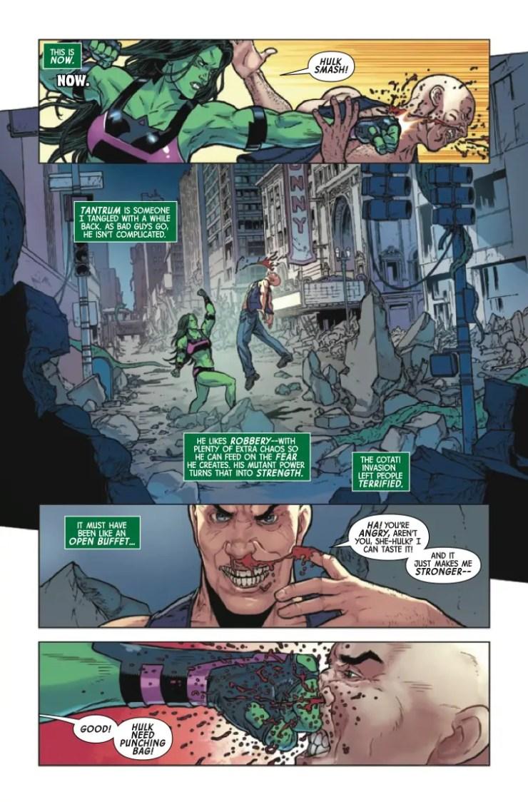 Marvel Preview: Immortal She-Hulk #1
