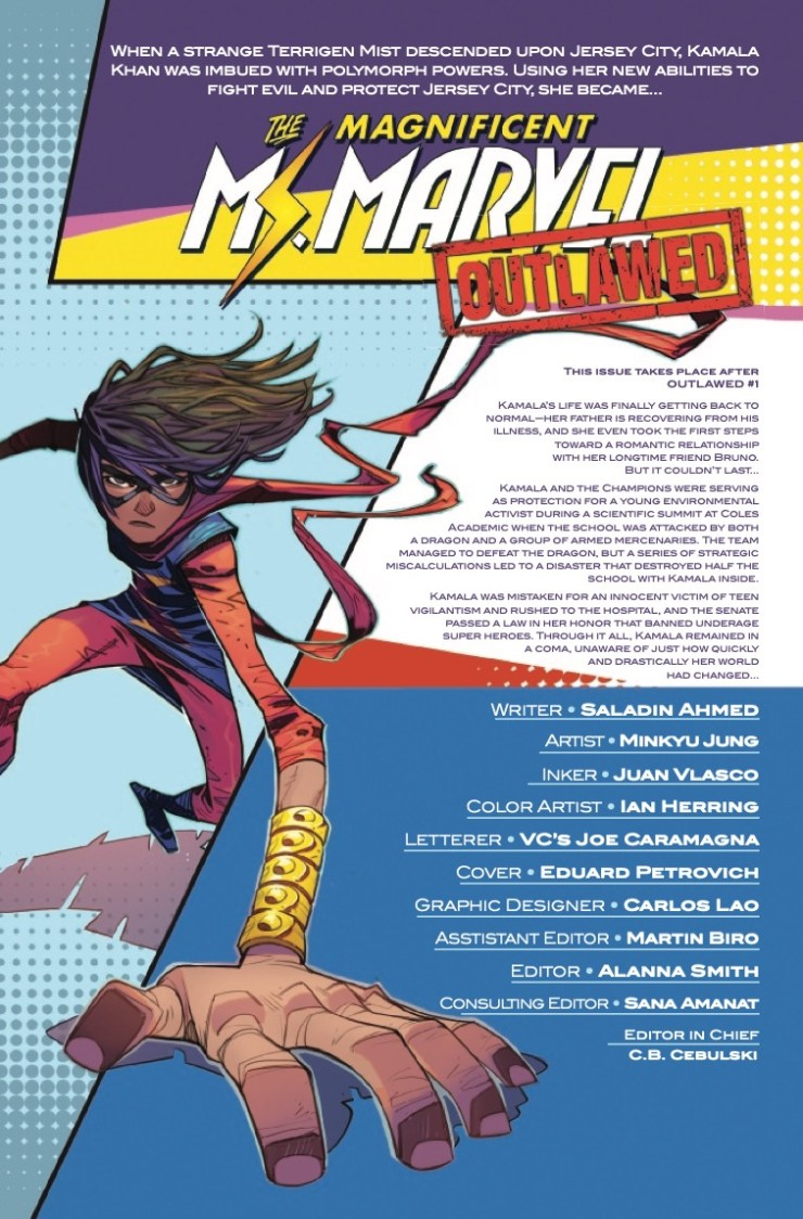 Marvel Preview: Ms. Marvel #14