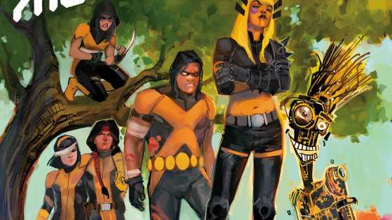 See the start of the new creative team this December in New Mutants #14!