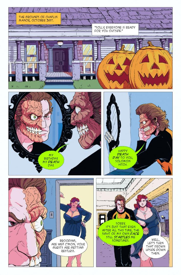 Halloween Man: Beyond October