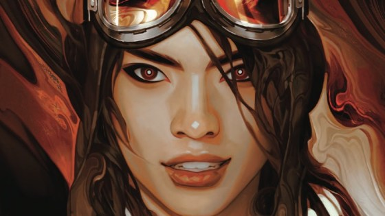 Trapped and betrayed, DOCTOR APHRA fights to escape the cursed city of VAALE