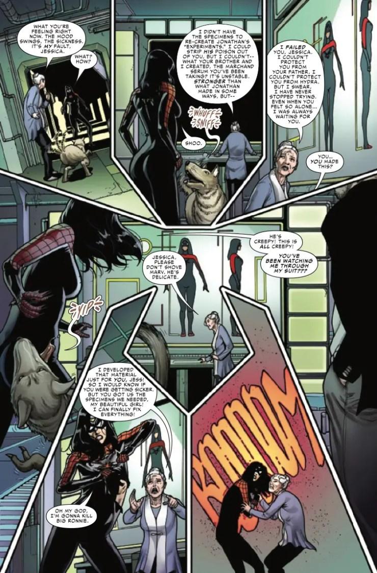 Spider-Woman #4
