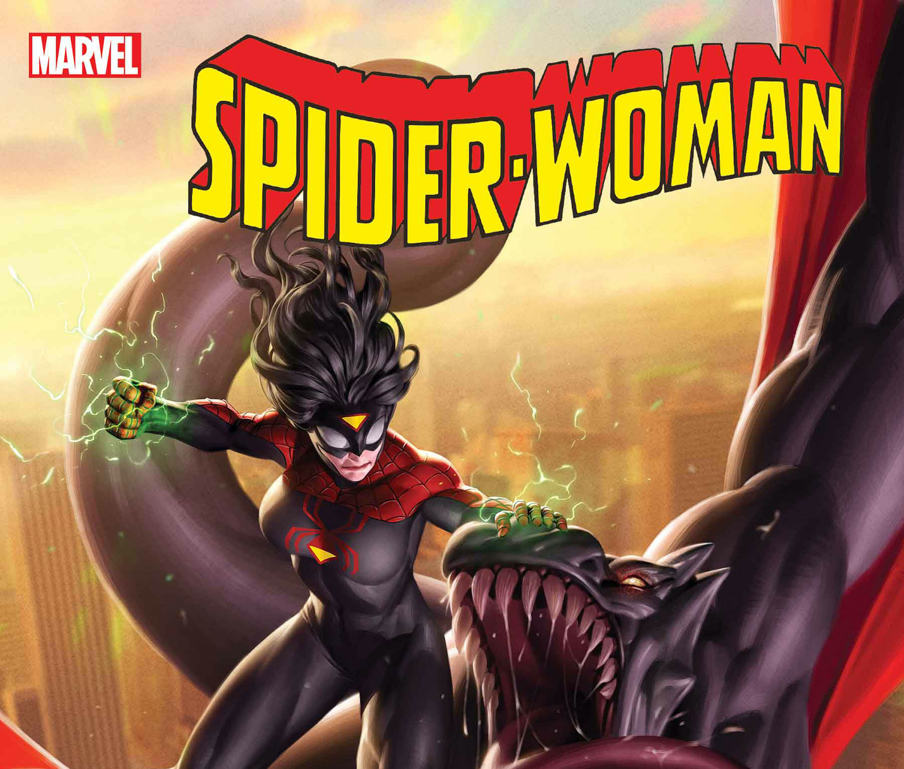 'Spider-Woman' #7 review