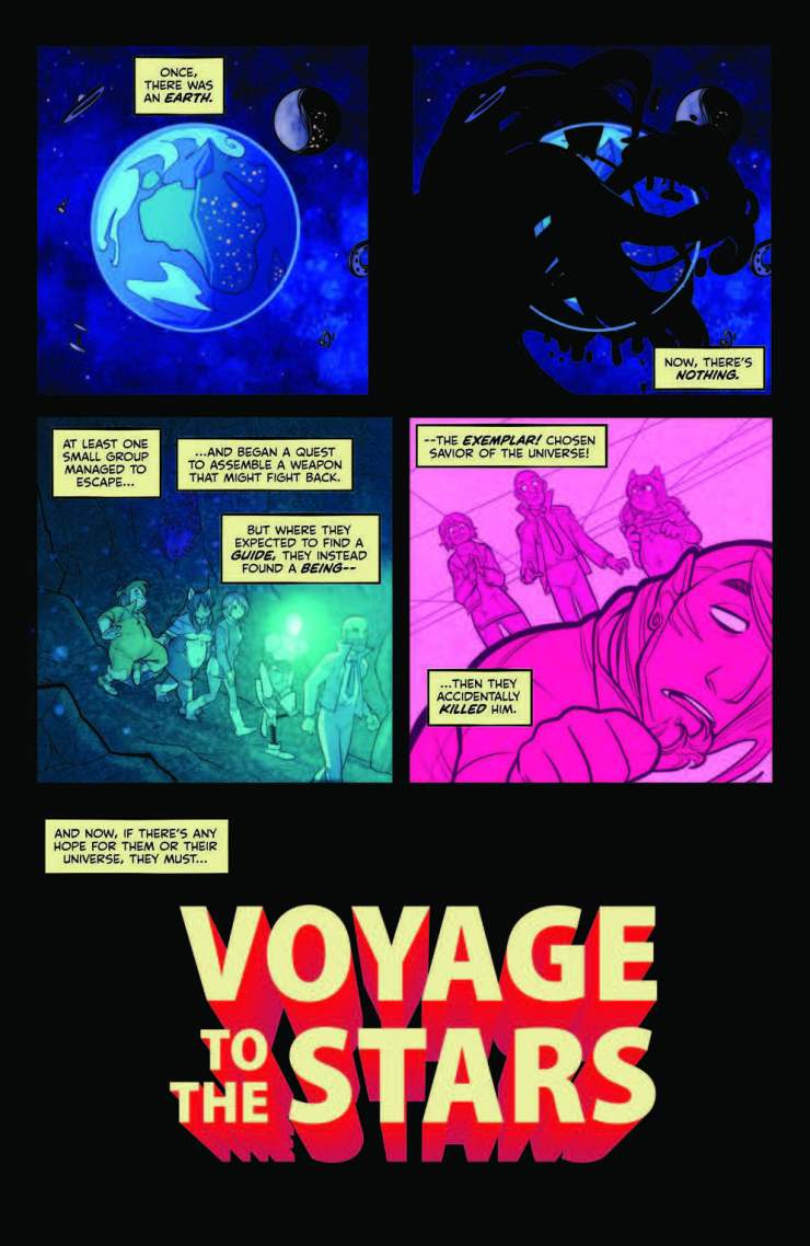 Voyage to the Stars #2