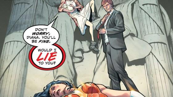 'Wonder Woman' #762 review