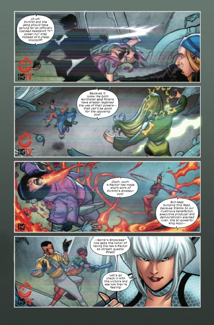 Marvel Preview: X-Factor #3