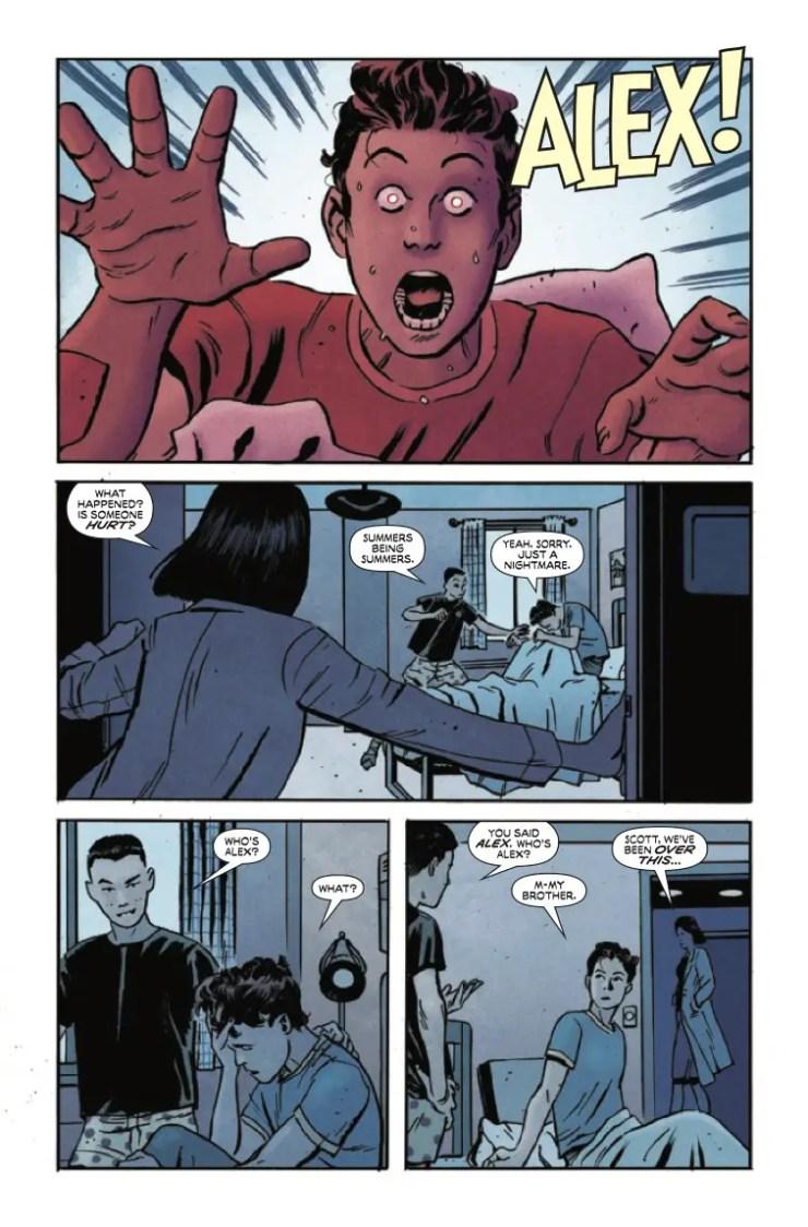 Marvel Preview: X-Men: Marvels Snapshot #1