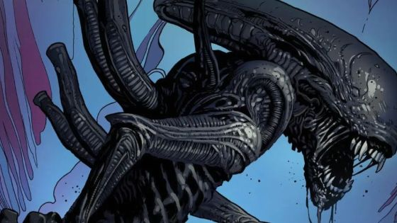 Tristan Jones addresses Greg Land's alleged 'Alien' plagiarism