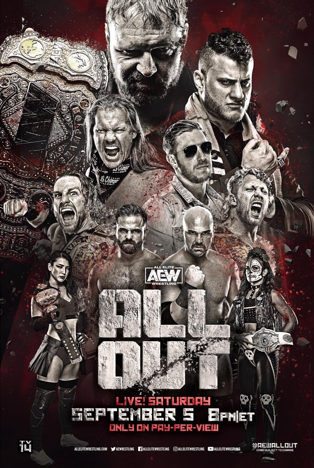 AEW All Out 2020 review