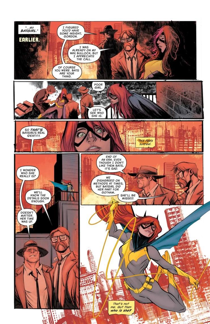 DC Preview: Batgirl #49