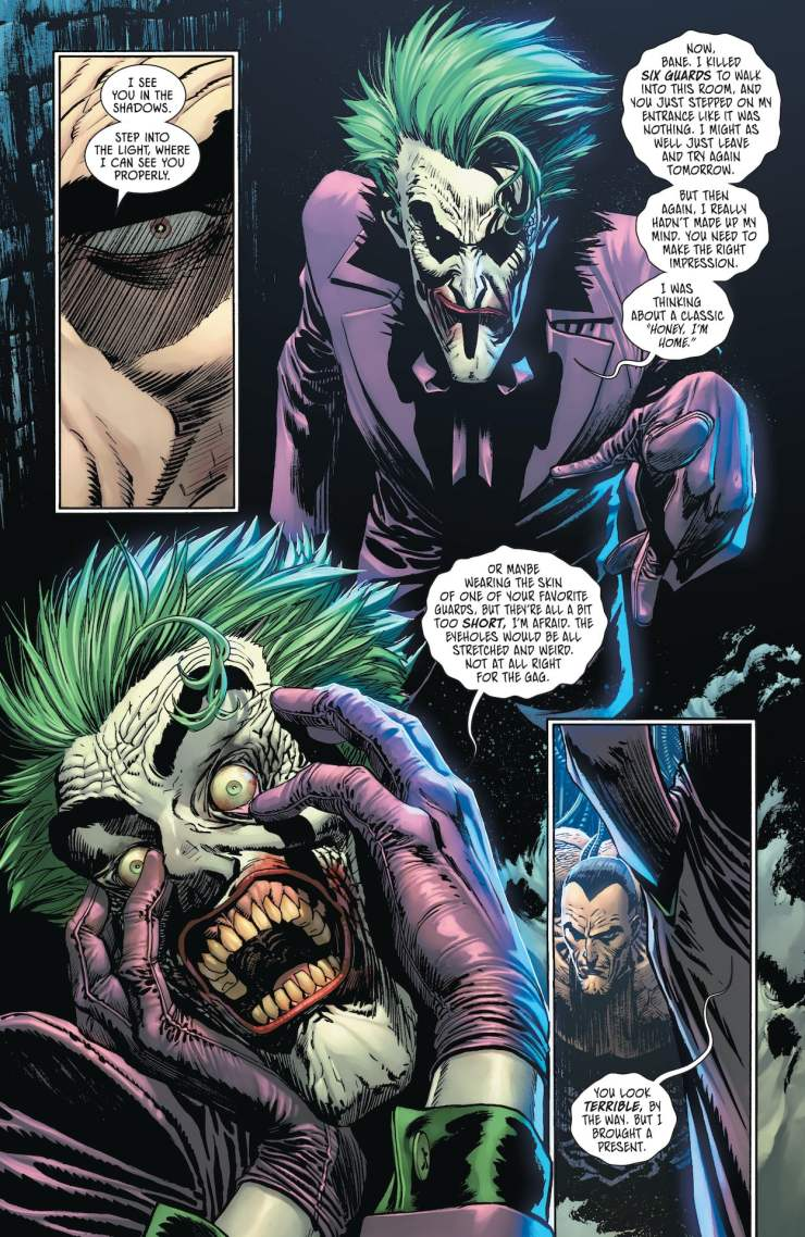 Batman: The Joker War Zone