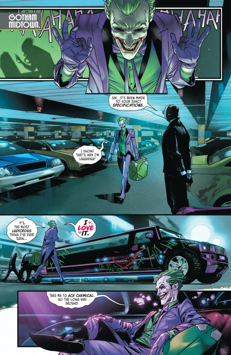 DC Preview: Batman #99