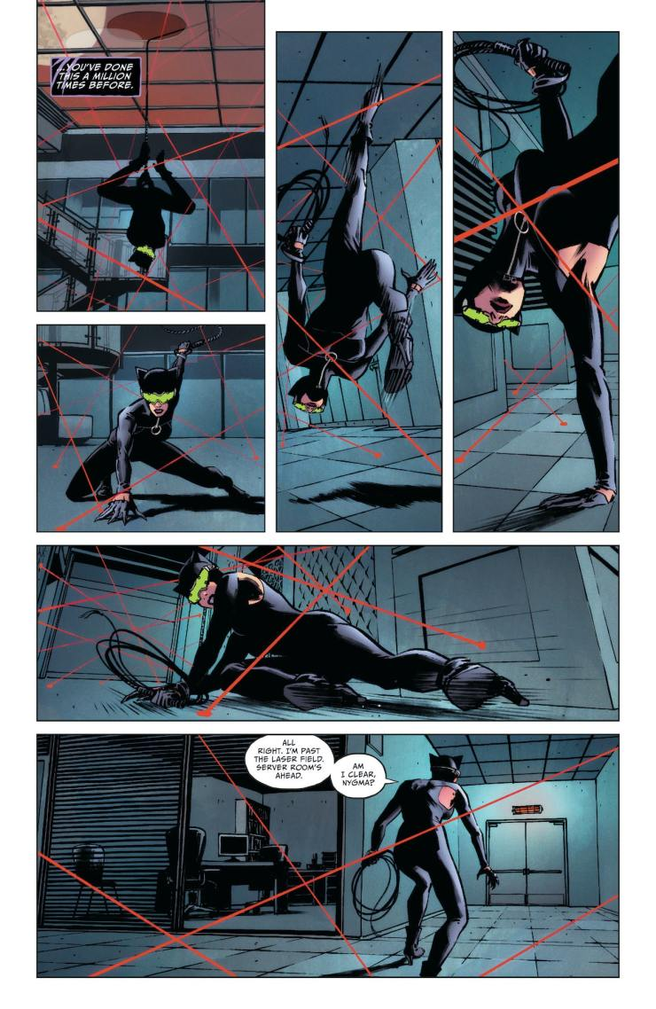 DC Preview: Catwoman #25