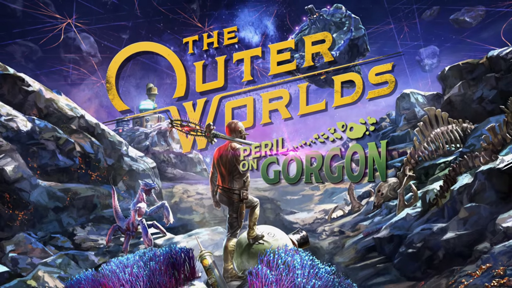 'The Outer Worlds: Peril on Gorgon' review