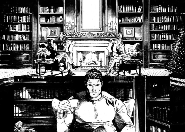DC First Look: 'Batman/Catwoman' #1 coming December 1, 2020