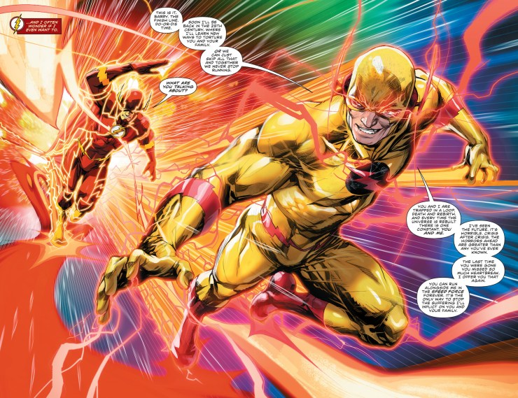 DC Preview: The Flash #762