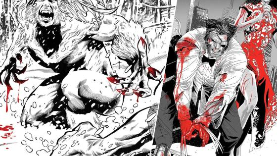 """SHARPEN YOUR CLAWS FOR ROUND TWO OF WOLVERINE'S ALL-NEW ALL-STAR BLOODY BATTLES! The adventures of WOLVERINE continue in the visceral black, white and blood red format! Legendary X-scribe Chris Claremont re-teams with the incomparable Salvador Larroca to bring LOGAN back to Madripoor as PATCH, where he and KATE PRYDE face their toughest battle yet. Then, Saladin Ahmed and Kev Walker build a life-or-death catch-22, courtesy of the maniacal ARCADE, that will force Wolverine to make a life-or-death decision! Vita Ayala and Greg Land put Wolverine on a mission to stop a """"cure"""" for the X-gene where he'll cross paths with his deadliest foe: SABRETOOTH!"""