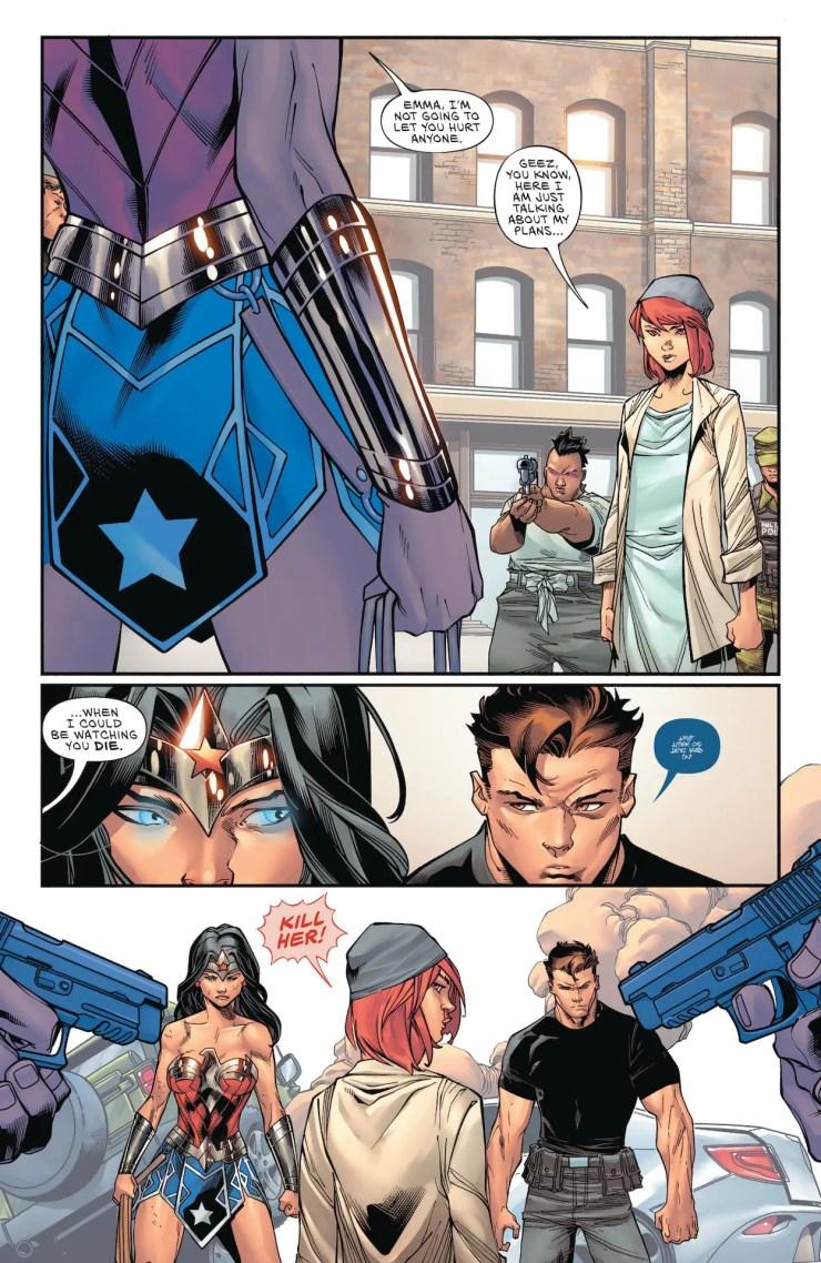 DC Preview: Wonder Woman #362