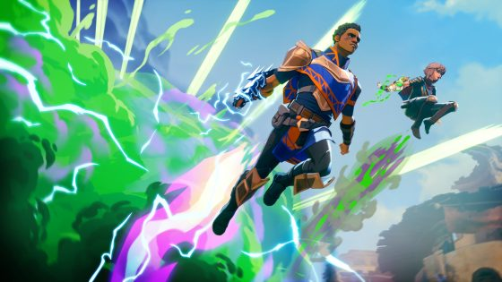 Spellbreak: an outlier in a genre brimming with competition