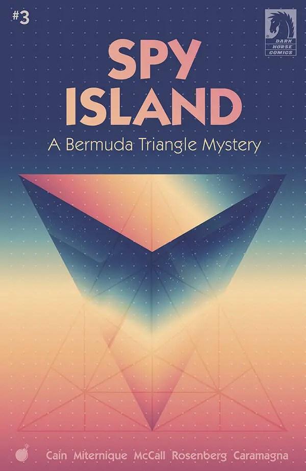 EXCLUSIVE Dark Horse Preview: Spy Island #3