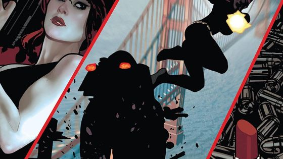 'Black Widow' #2 review