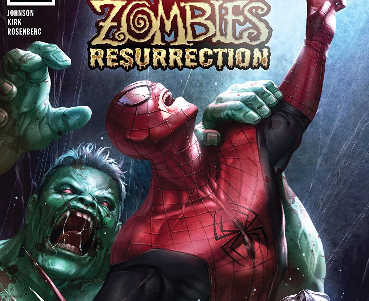 'Marvel Zombies: Resurrection' #3 review