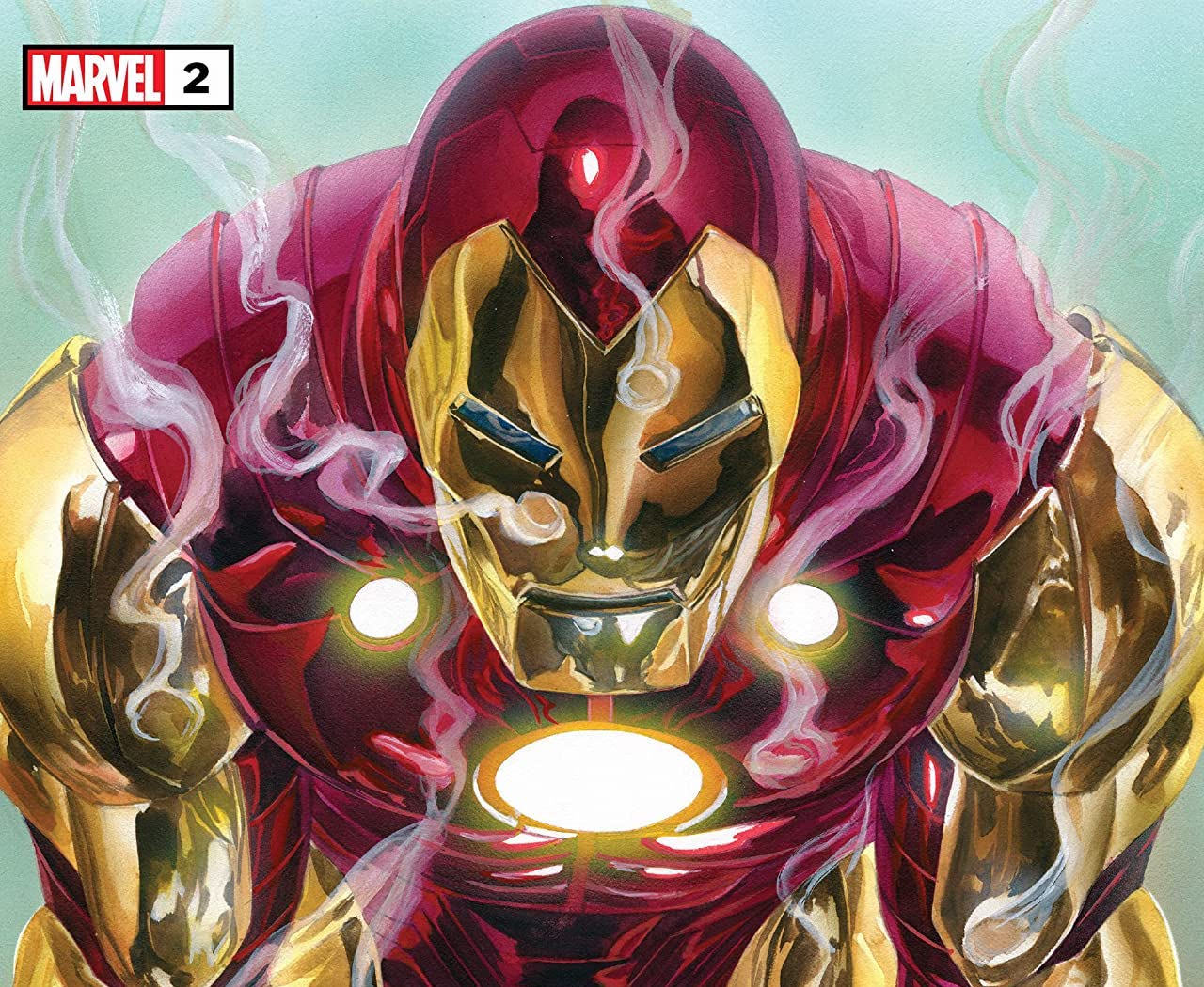 'Iron Man' #2 review