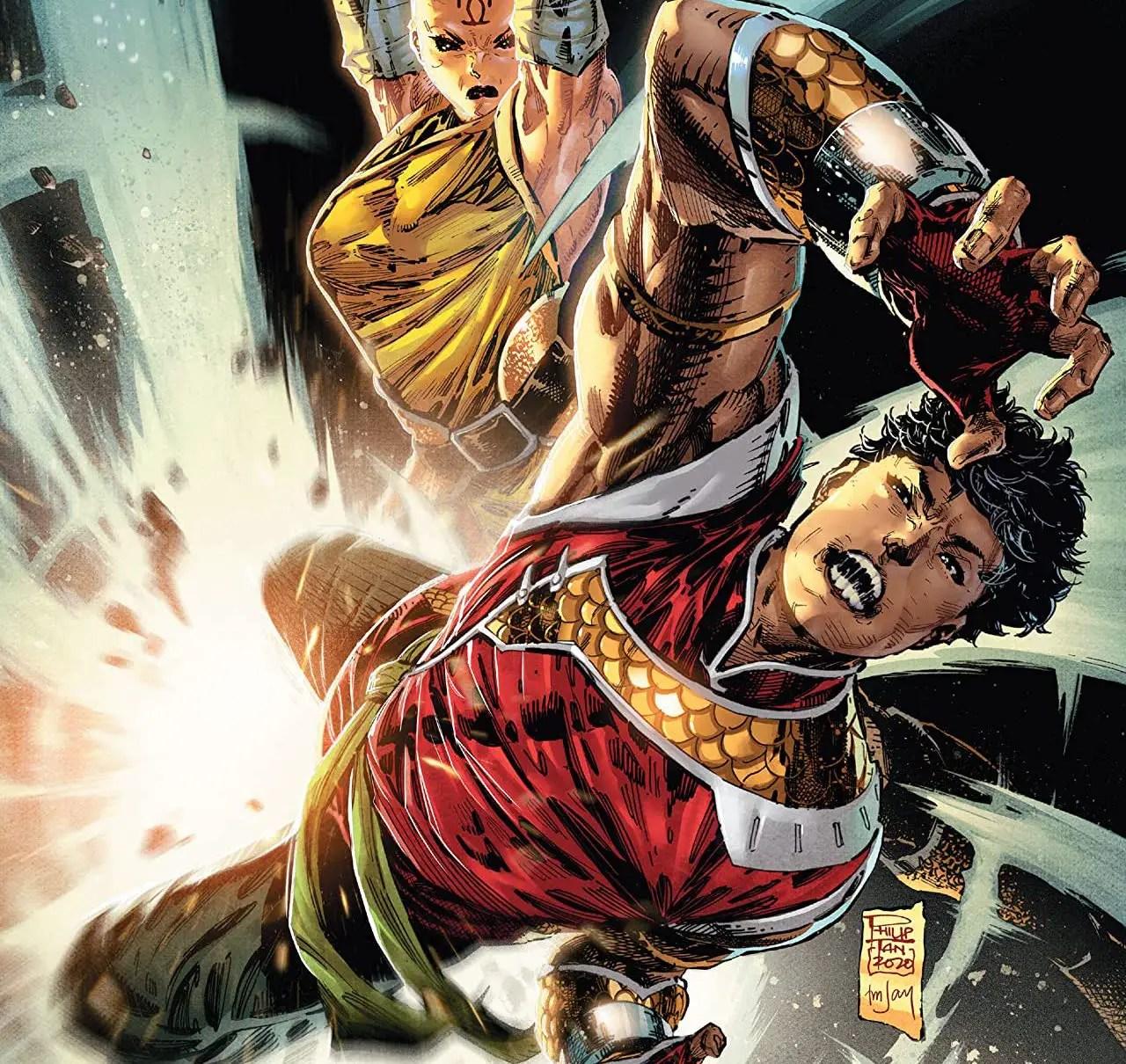 'Shang-Chi' #2 review