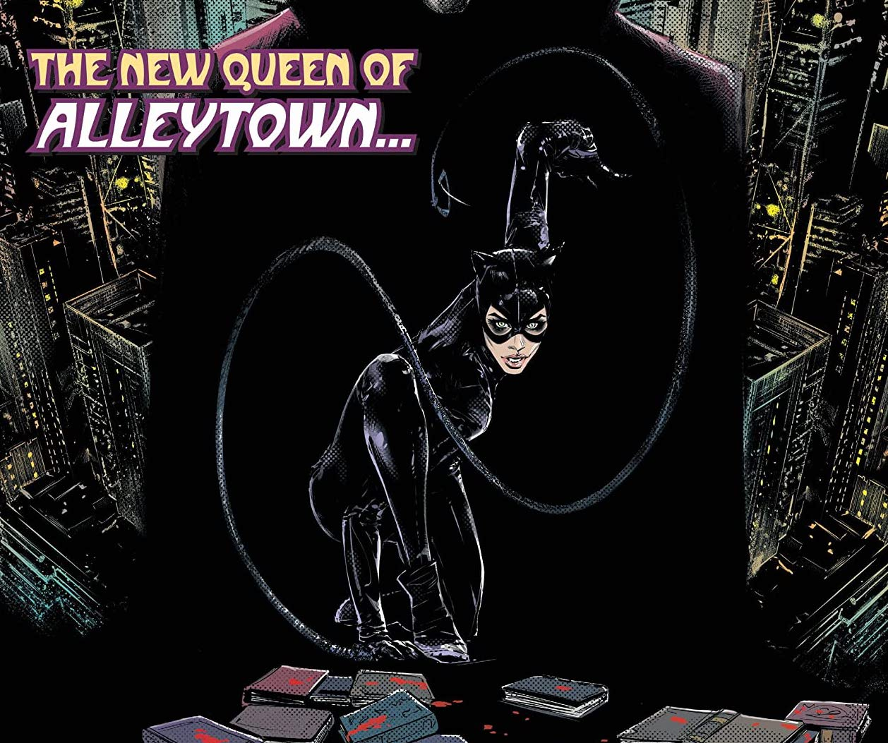 'Catwoman' #26 review