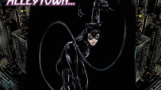 Can Catwoman become queen of Alleytown?