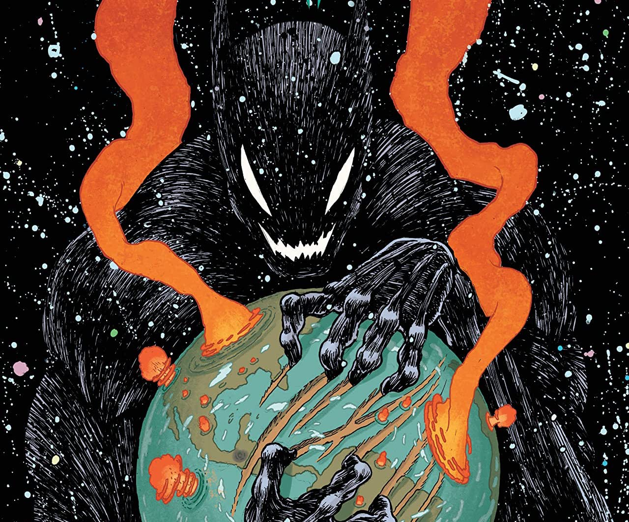 'Dark Nights: Death Metal Rise of the New God' #1 review