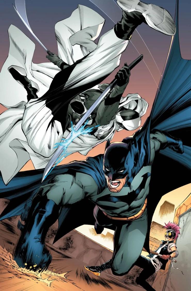 DC First Look: Batman #103 - Batman vs. Ghost-Maker