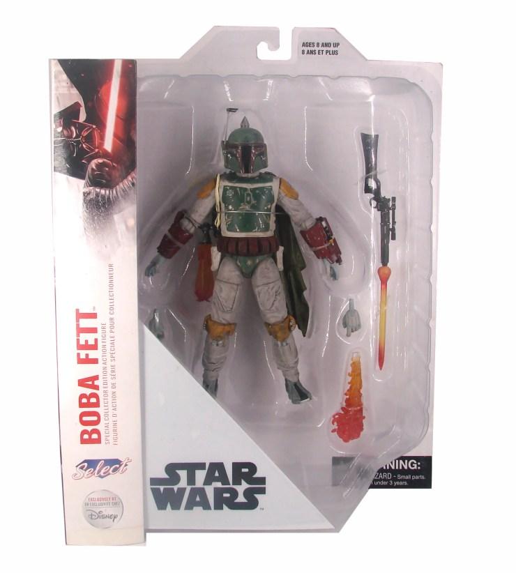 Star Wars Select Boba Fett